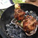 Coole Grillrezepte für Metaller? Bierdosenhähnchen, Spare Ribs oder Porterhousesteaks!