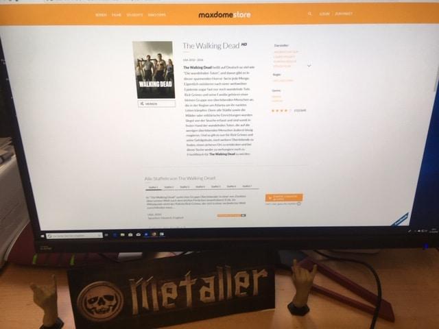 Alle Staffeln von The Walking Dead online auf Maxdome ansehen