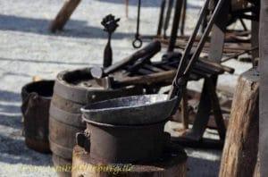 Mittelalterfeste, Burgfeste und LARP