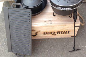 Wenn Metaller grillen – Die unterschiedlichen Grilltypen, Smoker und Dutch Oven von Weber