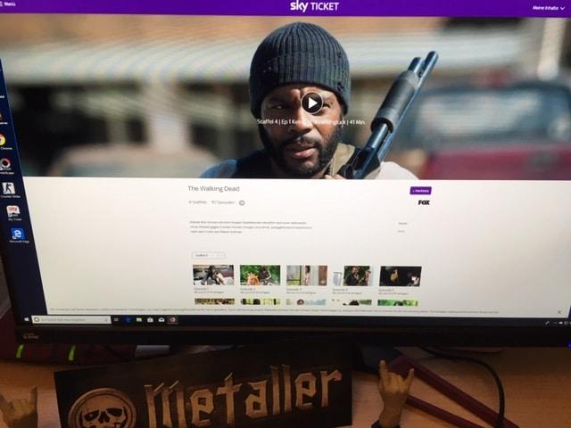The Walking Dead Staffel 4 Review Zusammenfassung