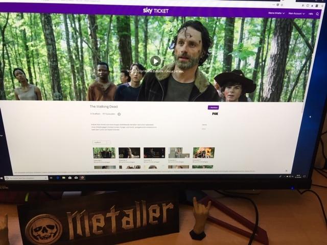 The Walking Dead Staffel 5 Review Zusammenfassung