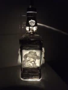 Lemmy Jack Daniels Lampe