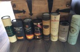 Viele Metaller lieben Whisky - hier ein paar besonders gute schottische Whiskysorten!