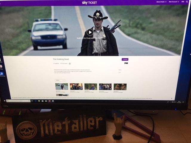 The Walking Dead Staffel 1 Episode 1 S1E01 (Folge 1) - Gute alte Zeit (Days Gone Bye)