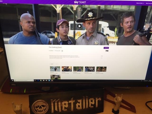 The Walking Dead Staffel 1 Episode 4 S1E4 (Folge 4) - Vatos (Vatos)