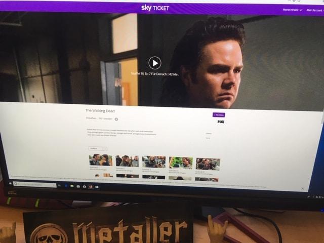The Walking Dead Staffel 8 Episode 7 S8E07 (Folge 106) - Für Danach (Time for After)