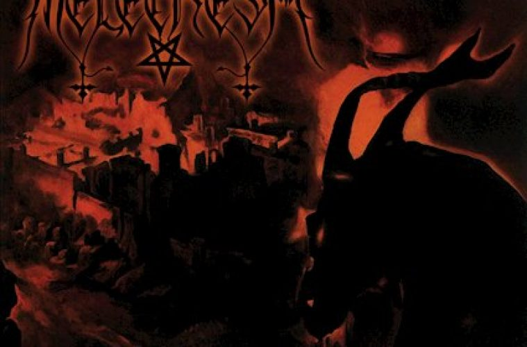 MELECHESH - As Jerusalem Burns ... Al'Intisar (