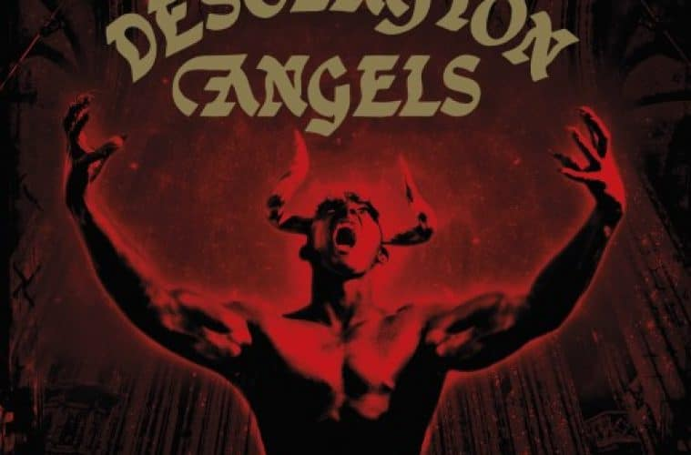 "DESOLATION ANGELS - ""King"" (Kurzreview / Albumvorstellung)"