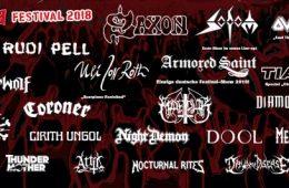 ROCK HARD FESTIVAL gibt die finale Besetzung bekannt!