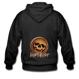 Metaller T-Shirts und Hoodies