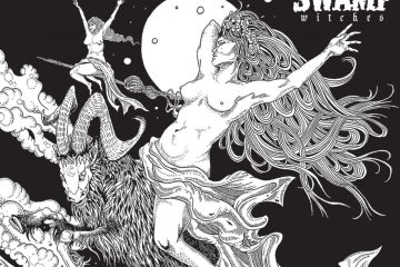 The Black Swamp - Witches (Kurzreview / Albumvorstellung)