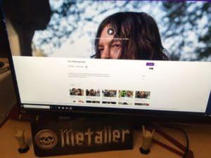The Walking Dead Staffel 8 Episode 11 S8E11 (Folge 110) - Flucht nach Hilltop (Dead or Alive Or)