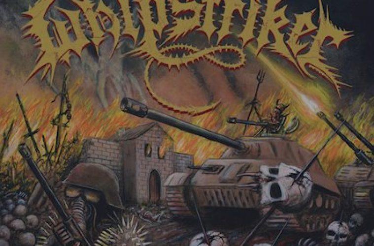 WHIPSTRIKER - Merciless Artillery (Kurzreview / Albumvorstellung)