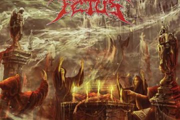 ABORTED FETUS - The Ancient Spirits of Decay (Kurzreview / Albumvorstellung)