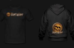 Metaller T-Shirts, Hoodies und Kapuzenjacken
