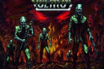 Volition - Visions of the Onslaught (Kurzreview / Albumvorstellung)