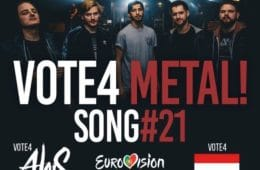 AWS joins Wacken Open Air - Vote for metal today at ESC!