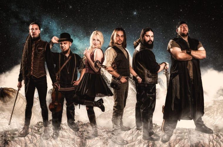 "Neue Fantasy-Folkband ""Mythemia"" startet mit Crowdfunding Kampagne durch"