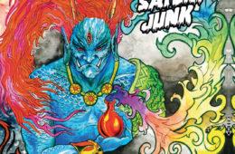 Satori Junk - The Golden Dwarf (Kurzreview / Albumvorstellung)