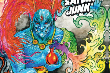 Satori Junk - The Golden Dwarf (Kurzreview / Albumvorstellung)