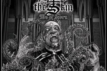 SHED THE SKIN - We of Scorn (Kurzreview / Albumvorstellung)