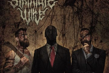 STRANGLE WIRE - The Dark Triad (Kurzreview / Albumvorstellung)
