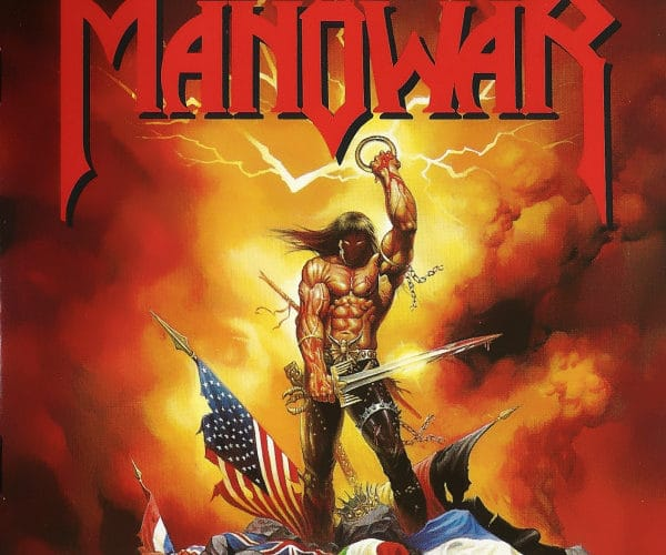 MANOWAR - Die selbst titulierten Kings of Metal