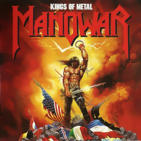 MANOWAR - Die selbst titulierten Kings of Metal