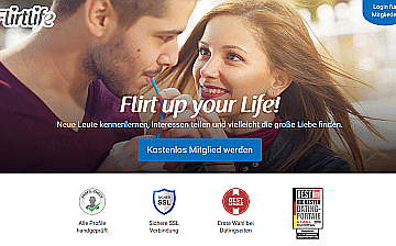 Online Dating mit flirtlife.de