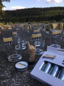 Beer Buddy – Gläser