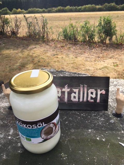 BIO Kokosöl - universell einsetzbar