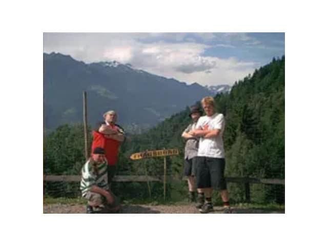 Südtirol-Tagebuch Ernst-Clan 1998 - 2001