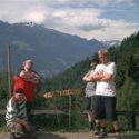 Südtirol-Tagebuch Ernst-Clan 1998 - 2001 Teil 1