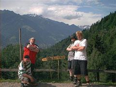 Ernst Clan Greiter Alm / Bier