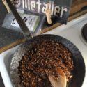 Insekten-Essen (essbare Insekten): Essbare Grillen