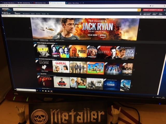 Amazon Prime Video - Online Filme und Serien ansehen
