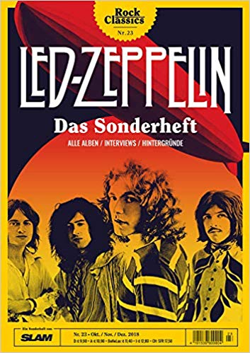 LED ZEPPELIN - Das Sonderheft (Rock Classics Nr. 23)