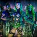 SICK N' BEAUTIFUL: Unterstützt den Alien-Abenteuerzirkus bei ihrer Crowdfunding-Kampagne