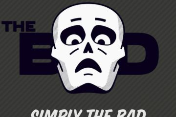 Veröffentlichung des Debütalbums 'Simply The Bad' von 'The Bad' am 26. Oktober 2018