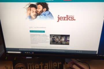 Die Serie Jerks - mit Christian Ulmen und Fahri Yardım