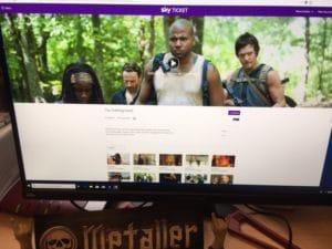The Walking Dead Staffel 3 Episode 7 (Folge 26) - Tod vor der Tür (When The Dead Come Knocking)