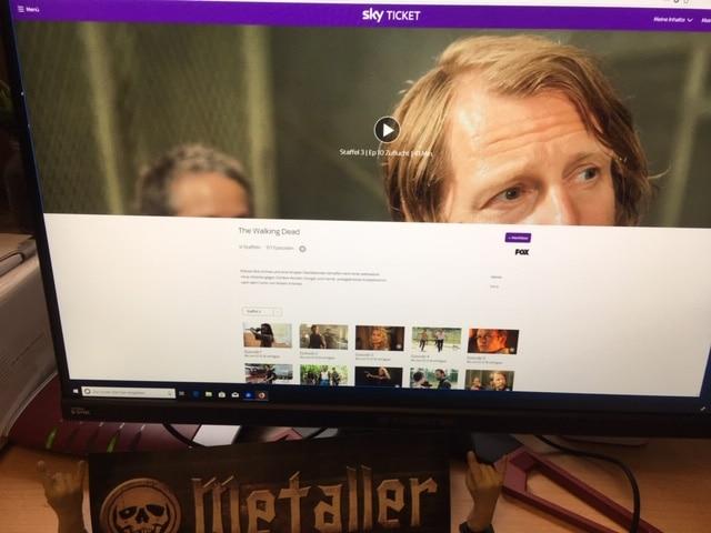 The Walking Dead Staffel 3 Episode 10 (Folge 29) - Zuflucht (Home)