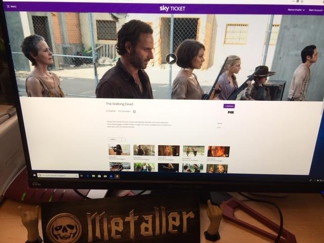 The Walking Dead Staffel 3 Episode 11 (Folge 30) - Judas (I ain't a Judas)
