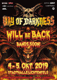 Way of Darkness 2019