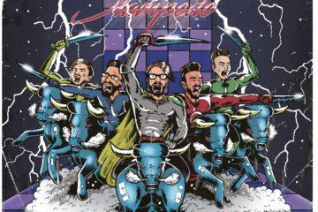 'EIN WILDER RITT DURCH DREI ALBEN' - WATCH OUT STAMPEDE veredeln ihre größten Hits auf Vinyl