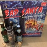 Bad Santa Bier Adventskalender