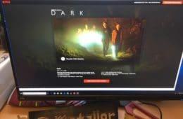 Die Fernsehserie Dark - die erste eigenproduzierte deutsche Fernsehreihe von Netflix