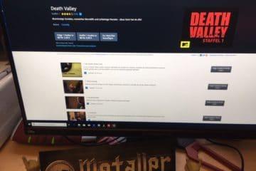 Die US-amerikanischen Mockumentaryserie Death Valley