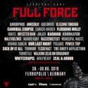 Full Force 2019 - 1st Line Up Announcement | Jetzt schnell Tickets sichern!